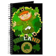 Lucky Leprechaun Ireland Journal