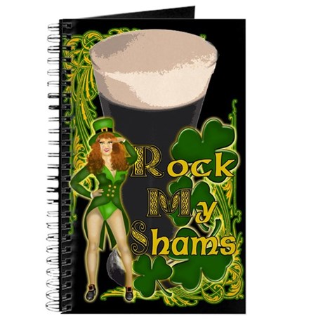 Rock My Shams Irish Journal