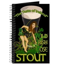 Wild Irish Rose Stout Journal