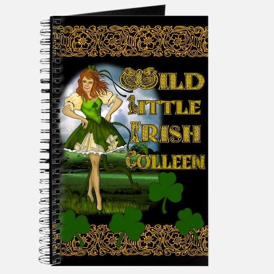Wild Irish Colleen Journal