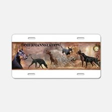 Gifts and other items Aluminum License Plate