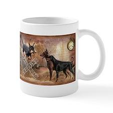 Funny Dobermann Mug