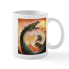 Saint George and the Dragon Mug
