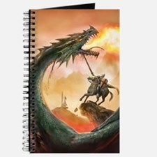 Saint George and the Dragon Journal