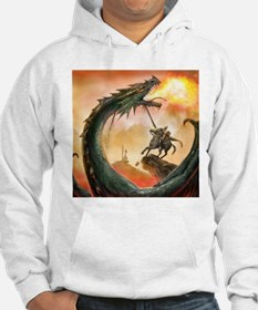 Saint George and the Dragon Hoodie