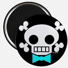Skull Baby Boy Magnet