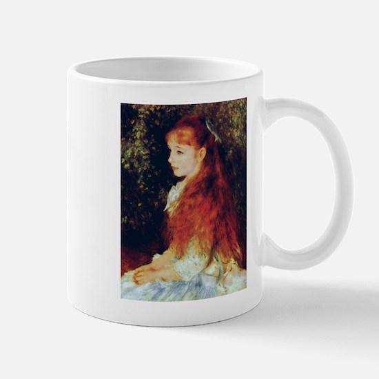 Irene by Renoir Mug