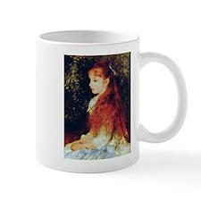 Irene by Renoir Small Mug