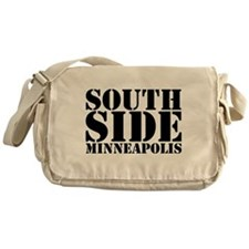 South Side Minneapolis Messenger Bag