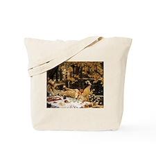Tissot's Picnic Tote Bag