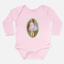 Renoir's Dancer Long Sleeve Infant Bodysuit
