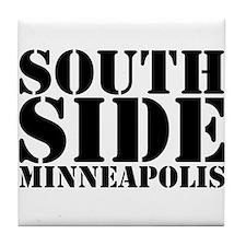 South Side Minneapolis Tile Coaster