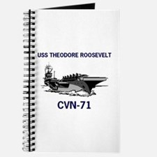 USS THEODORE ROOSEVELT Journal