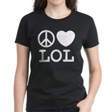 Peace Love LOL T-Shirt