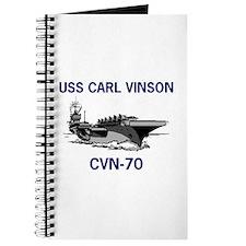 USS CARL VINSON Journal