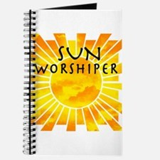 Cute Sun and moons Journal