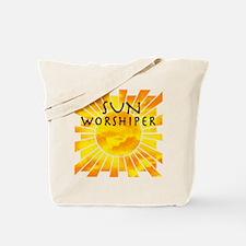 Cute Tanning Tote Bag