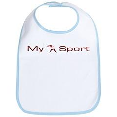 My Sport - Baseball Bib