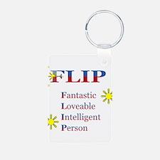 F.L.I.P. Keychains