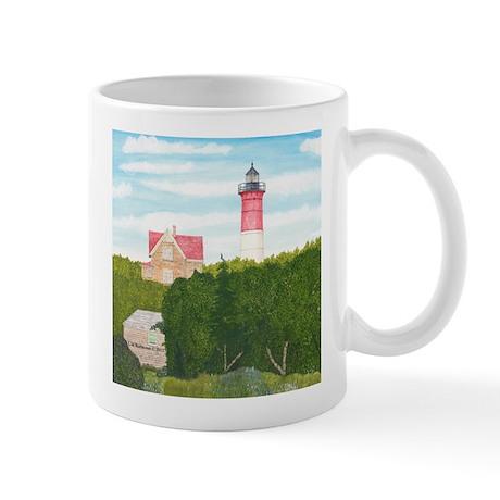 Nauset Beach Lighthouse Mug