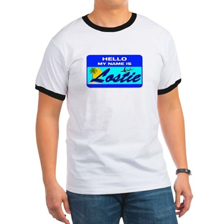 Hello My Name is Lostie! Ringer T