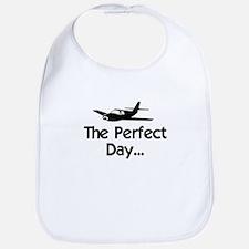 Perfect Day Airplane Bib