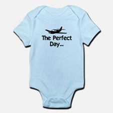 Perfect Day Airplane Infant Bodysuit