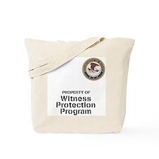 Witness Protection Program Tote Bag