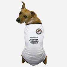 Witness Protection Program Dog T-Shirt