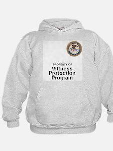 Witness Protection Program Hoodie