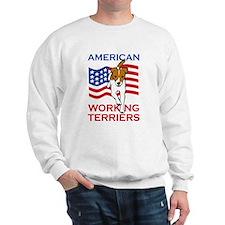 Unique American working terrier Sweatshirt