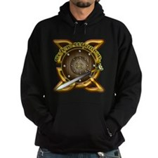 Celtic Warrior Irish Hoodie