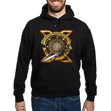 Celtic Warrior Irish Hoodie