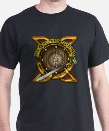 Celtic Warrior Irish T-Shirt