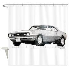 Cute Chevy Shower Curtain