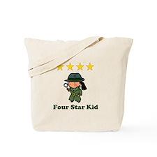 Four Star Kid Tote Bag