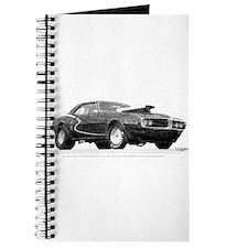 Unique Pontiac firebird Journal