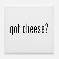 Got cheese? Tile Coaster