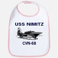 USS NIMITZ Bib