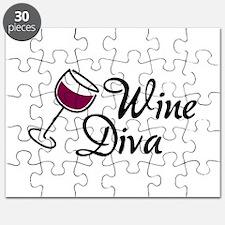 Wine Diva Puzzle
