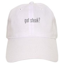 Got steak? Baseball Cap
