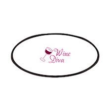 Wine Diva Patches