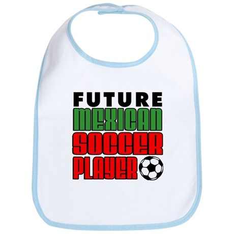 Future Mexican Soccer Bib