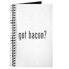 Got bacon? Journal