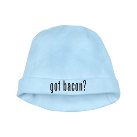 Got bacon? baby hat