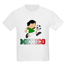 Mexican Soccer (Football) T-Shirt