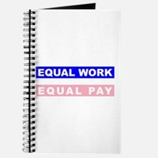 Equal Work Equal Pay Journal