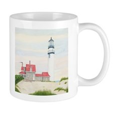 Stiff Breeze At Day's End Mug