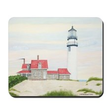 Stiff Breeze At Day's End Mousepad