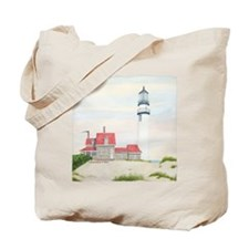 Stiff Breeze At Day's End Tote Bag